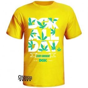 Camiseta Camisa Dgk All Day Dtg