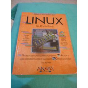 Manual Avanzado De Linux Disco Incluido De Regalo