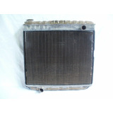 Radiador Ford Falcon 221 (69 Al 77) 3 Filas P/ Gnc