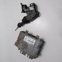 Kit Modulo Injeção Vw Gol G3 1.0 8v Mi 0261206118