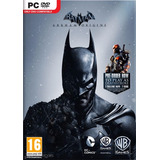 Batman: Arkham Origins Steam Cd-key Global