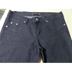 Jeans Elastizado Tiro Bajo Marca Nahana Talle 44