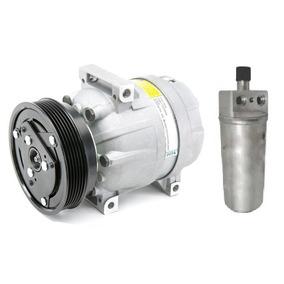 Kit Compressor + Filtro Secador Scenic/megane 1.6 16v