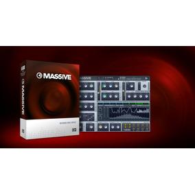 Ni Massive | Vst Rtas Au | Sintetizador Virtual | Win Mac