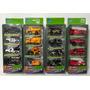 Velocidad Sin Limites Autos Metal Pack X 4 Vehiculos Clt 623