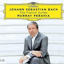 Cd : Murray Perahia - Johann Sebastian Bach: The French S...