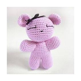 Llavero Crochet N° 4
