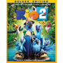 Rio 2 Bluray 3d Hd Full 1080 !!!