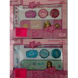 Set Coleccionable Y Escolar De Barbie Caja De Lujo Original