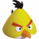 Boneco Angry Birds Amarelo Chuck Original - Grow