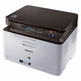 Impresora Laser Color Samsung Sl-c480w C480 Ex C460w Wifi