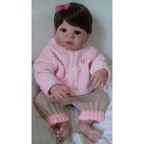 Bebê Reborn Molde Victória! Por Encomenda - Entrega 40 Dias