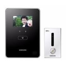 Vídeo Porteiro Samsung Sht3605 Câmera Hd-cw613ep/en