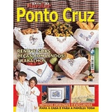 Livro Arte De Bordar - Ponto Cruz - Editora Escala