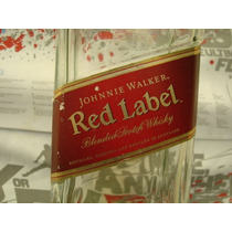 Whisky Johnnie Walker Red Label 1.5l Botella Vacia Changoosx