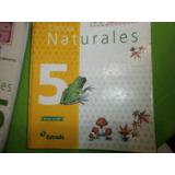 Ciencias Naturales 5 Editorial Estrada Entender