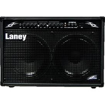 Amplificador Laney Lx120rt Watts 2 X12 Reverb Tecnomixmerlo