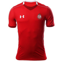 Playera Jersey Entrenamiento Toluca 15/16 Under Armour Ua090