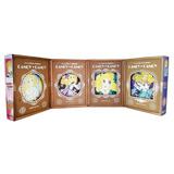 Candy Candy Paquete Con Volumen 1 2 3 4 Edicion De Lujo Dvd