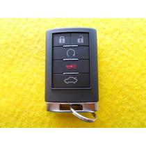 Control Remoto Cadillac Cts 2008-13 5 Botones Envio Gratis