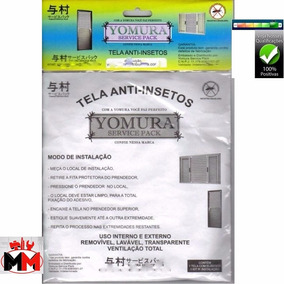 Tela Mosquiteira Anti Inseto/mosquito Janela - 60x60