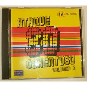 Ataque Ochentoso Vol. 2 - Compilado De Música De Los