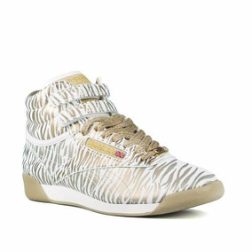 Zapatillas Reebok Freestyle Mf Out Mujer Blanco