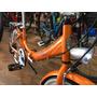 Aurorita Classic Retro Urquiza Bikes Bici Aurora Plegable