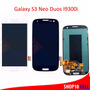 Tela Display Lcd Touch Screen Galaxy S3 Neo Duos I9300i Novo