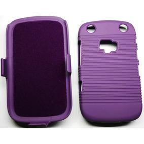 Funda Clip Holster Case Combo Blackberry 9220 Mica Gratis