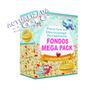 Mega Pack Imprimibles Fondos Para Kits Decoupage Scrapbook