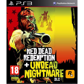 Red Dead Redemption And Undead Nightmare Ue - Ps3- Envío Ya
