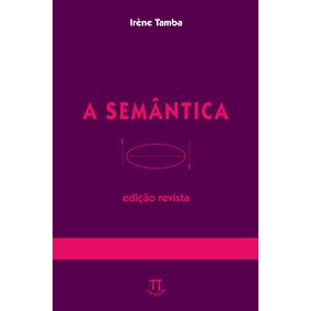 Livro - Semântica, (a)