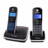 Telefono Inalambrico Motorola Auri 3500ce-2 Contestador Auto