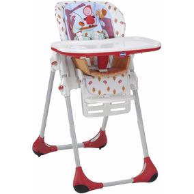 Cadeira De Alimentação Nova Polly 2 Em 1 Happy Land Chicco