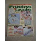 Revista Pontos E Laçadas Bebê Copa Cama Banho Acessórios