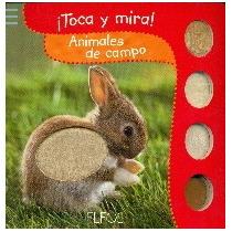 Animales De Campo ¡toca Y Mira! Envío Gratis