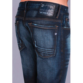 Jeans Silver Plate Crotch 180243