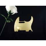 Escudo Tagima Telecaster T 505 Espelho Dourado