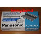 Film / Pelicula Para Fax Panasonic Kx-fa136 - 100% Original