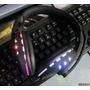 Headset Boas Usb Pc E Ps3 Xbox Digital Stereo Luz Bq 9700