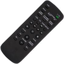 Controle Remoto Mini System Sony Genezi Mhc-gtz3