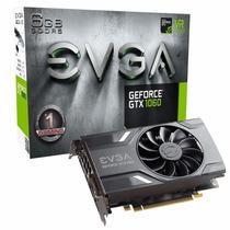 Placa Vga Evga Geforce Gtx1060 Gaming 6gb Gddr5