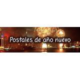 1000 Postales Fin De Año Personalizadas