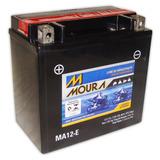 Bateria Moura Ma12-e Bmw R 1200 Gs S R R1200gs F800gs F800