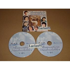 Romanticos Inolvidables Vol 2 - 2000 Bmg Cd Jose Chayanne