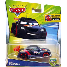 Disney Cars Carros - Max Schnell Carnival Cup