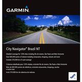 Mapa Garmin City Navigator® Brazil Nt