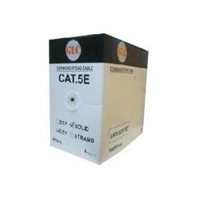 Bobina Cable Color Negro Glc Doble Vaina P/ Exterior 305m!!