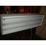 Artefacto De Iluminación Plafon Para 3 Tubos Florescentes